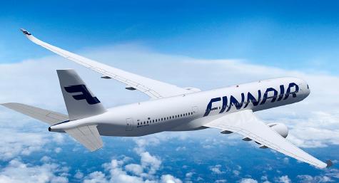 Finnair publie ses statistiques de trafic pour août 2017 - Photo : Finnair