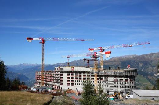L'ouverture de l'établissement est prévue pour décembre 2018 - Photo : Club Med