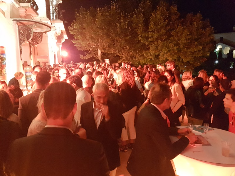 La villa Gaby a fait salle comble pour les 30 ans d'Exotismes à Marseille - Photo CE