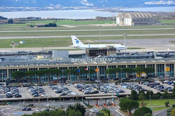 L'année 2017 s'annonce comme une année historique - Crédit photo : aéroport Marseille Provence