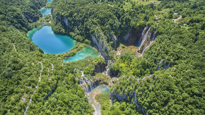 Plitvice. Photo: Ivo Biocina - ONT Croatie