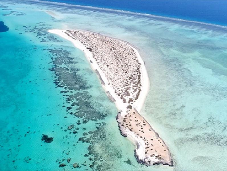 le projet touristique de l'Arabie Saoudite compte 50 îles encore protégées - photo Red Sea Project