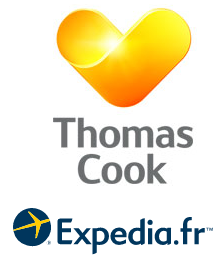 "Alliance ""stratégique"" entre Thomas Cook et Expedia"