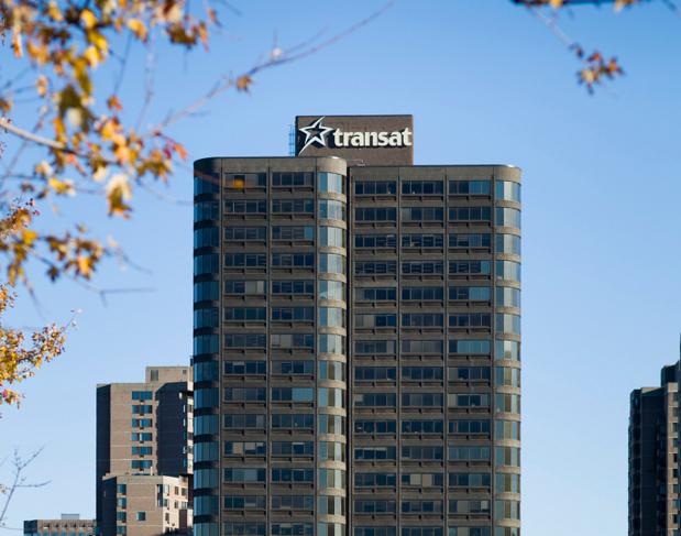 Le siège de Transat à Montréal - DR