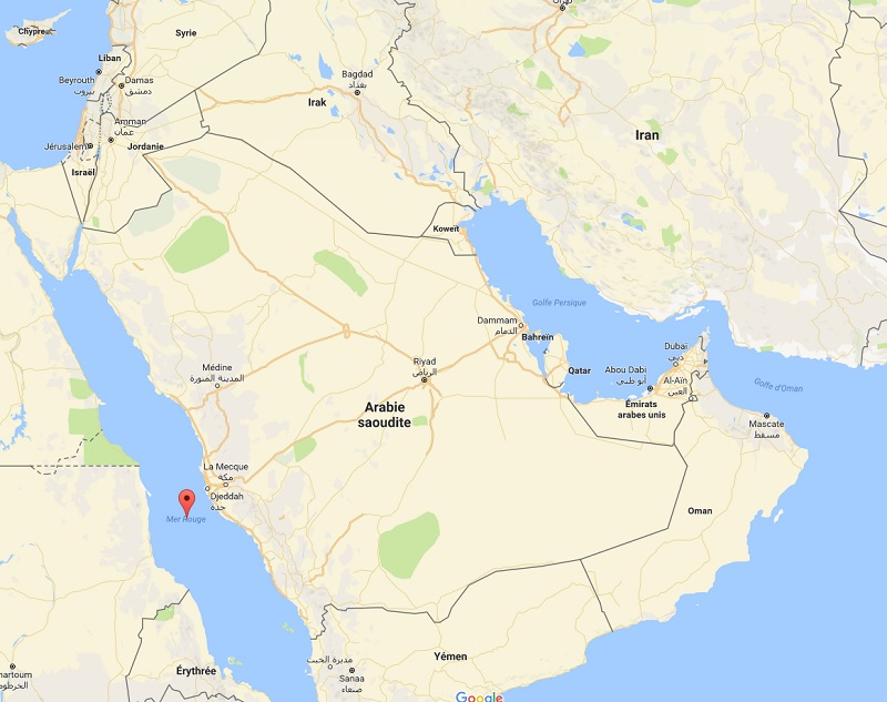 L'Arabie Saoudite a conçu un gigantesque projet, « Vision Saoudienne à l'horizon 2030 » qui prévoit notamment le Red Sea Project ! - DR