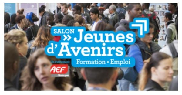 """Près de 400 postes de PNC sont toujours vacants - Crédit Photo : Salon """"Jeunes d'Avenirs"""""""