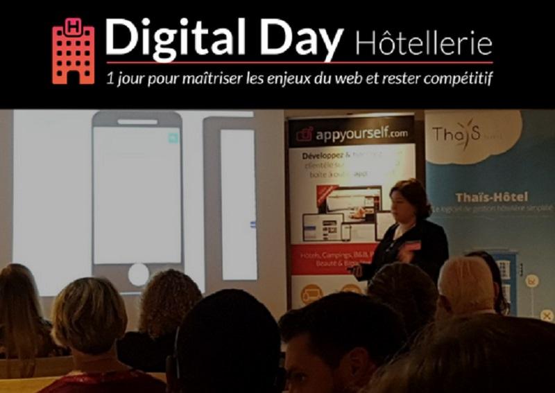 Premier jour du Digital Day où la stratégie digitale est au cœur du débat Crédit : Digital Day