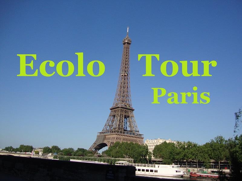 Ecolo Tours Paris: Atténuer notre empreinte sur l'environnement. Photo: Laurent Guignon