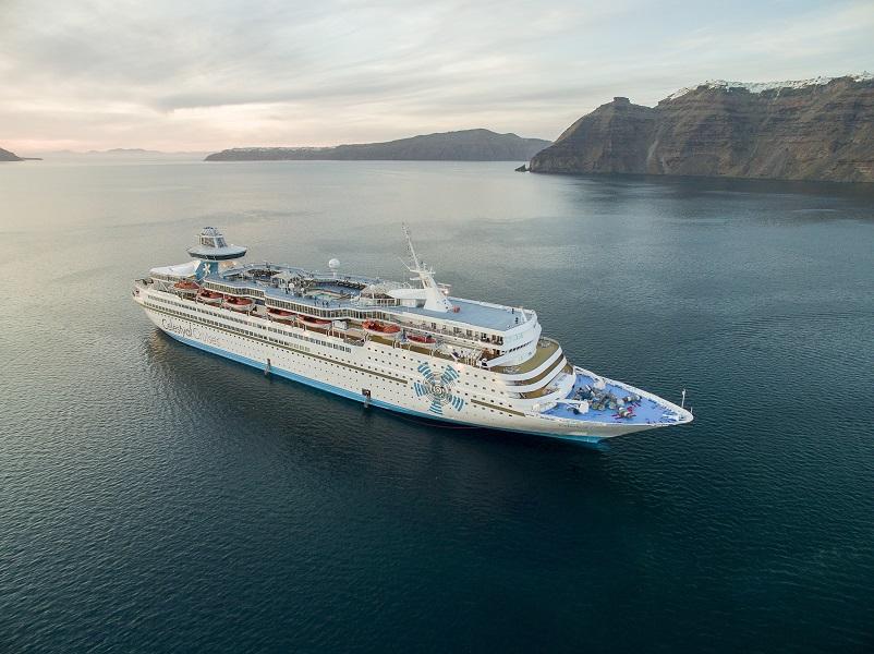 Celestyal Cruises prépare son retour en France et pourrait proposer des croisières au départ de Marseille dès 2019 - Photo : Celestyal Cruises