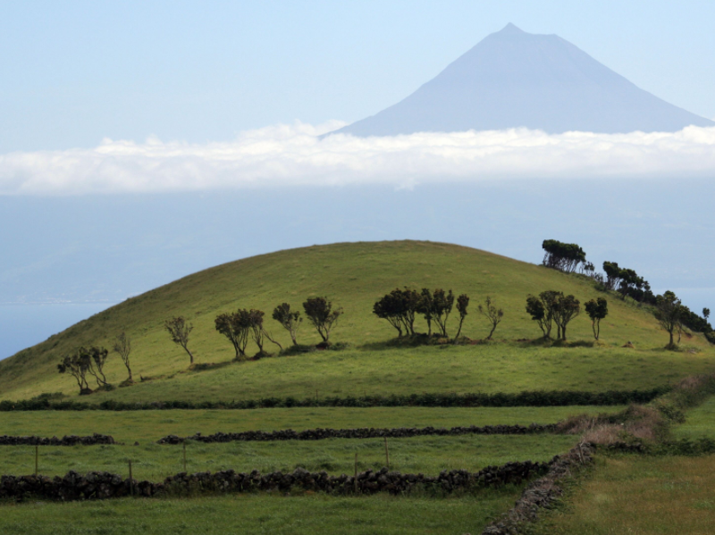 Les Açores, nouveau pari d'Héliades, qui veut devenir moins dépendant de son activité en Grèce © BY-SA 3.0