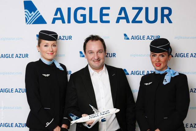 Aigle Azur lance des vols à destination de Berlin et Moscou  et renforce sa présence à Paris et à l'international - DR