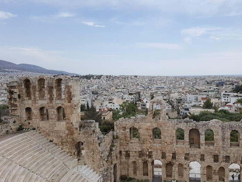 En 2017, la Grèce passera le cap des 30 millions de touristes. Ils n'étaient que 28 millions, croisiéristes compris, en 2016 - DR : A.B.