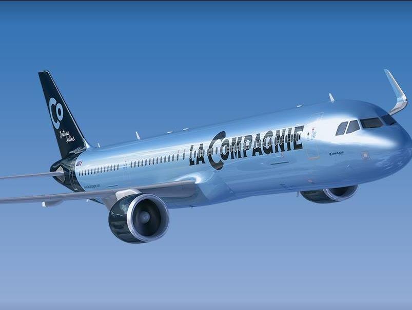 Les B757 de La Compagnie seront remplacés en 2019 par des A321neo © DR