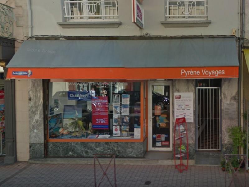 L'agence Pyrène Voyages de Saint-Girons fait désormais partie du groupe Verdié Voyages - DR : Capture d'écran Google Street View