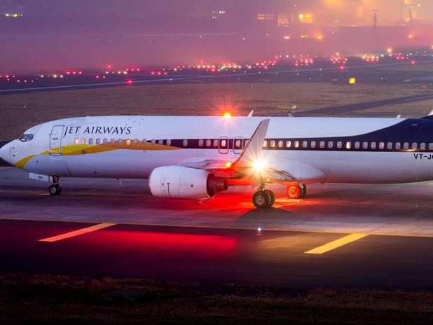 © Jet Airways FB
