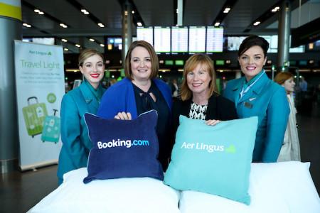 Aer Lingus et Booking.com deviennent partenaires autour d'Aer Lingus Hotels - Photo : Aer Lingus/Booking.com