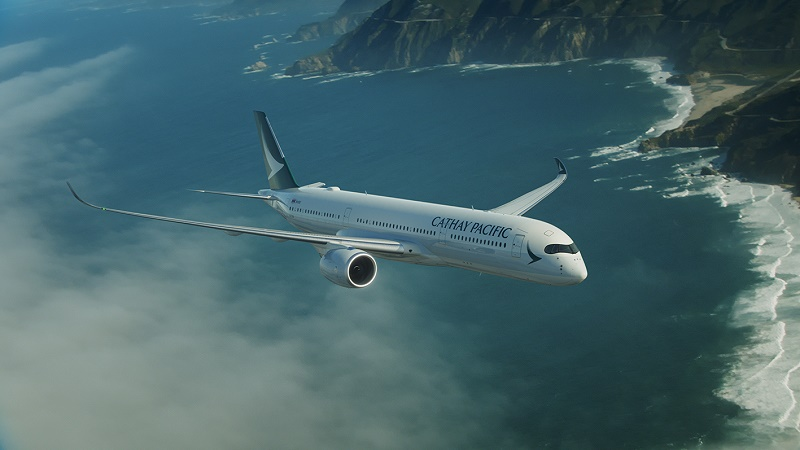 Cathay Pacific va voler plus souvent entre Hong Kong, Barcelone, Tel Aviv et Fukuoka - Photo : Cathay Pacific