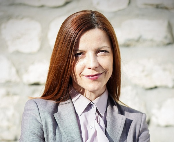 Daniela Mihalic Durica directrice de l'ONT de Croatie à Paris - DR