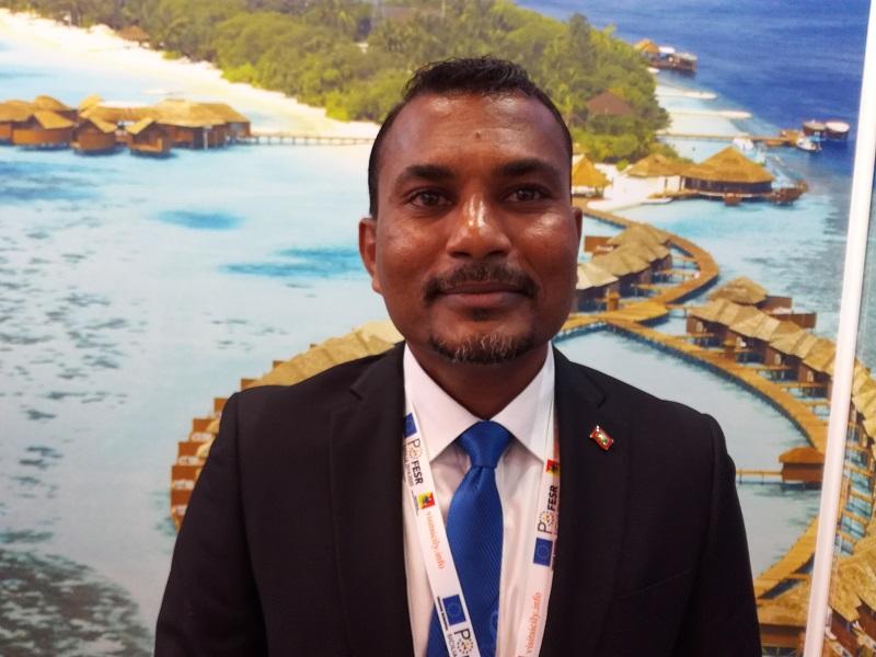"""""""Le gouvernement a conscience de l'image péjorative véhiculée par les médias occidentaux, je vous rappelle que 80% de notre économie provient du tourisme, les politiques ne peuvent pas l'ignorer"""" Mohamed Haris - Crédit photo : RP"""