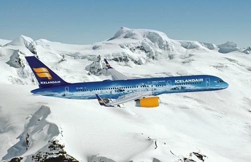 Nouveau tarif et nouveaux noms chez Icelandair - Crédit photo : Icelandair