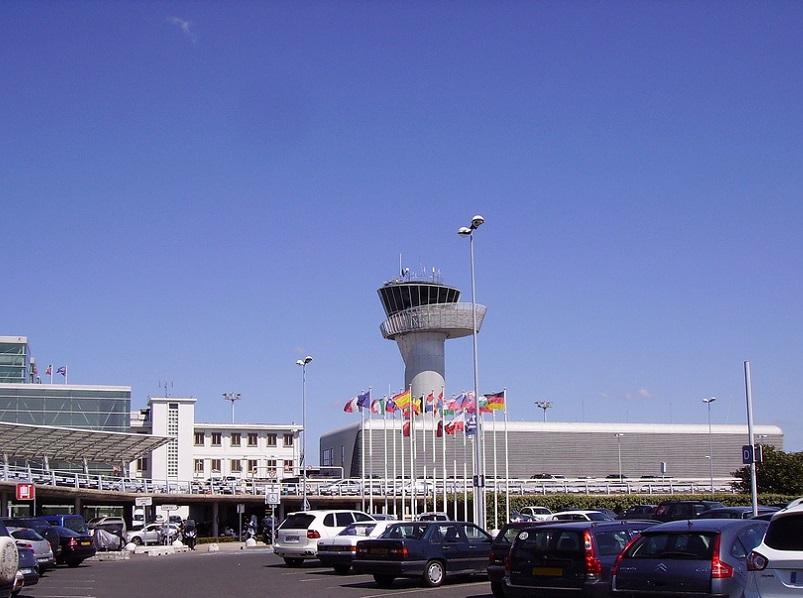 Aéroport de Bordeaux - Mérignac ; DR JPC24M