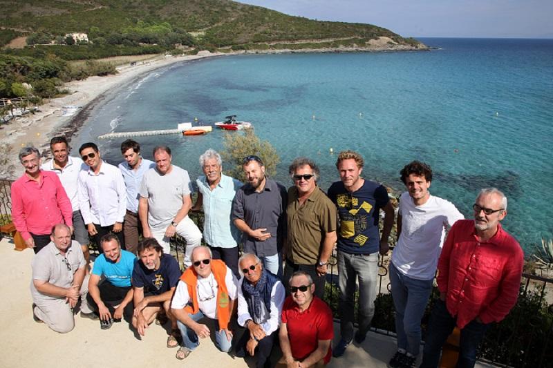 ATR (Agir pour un Tourisme Responsable) réuni au Cap Corse pour 3 jours de séminaires début octobre 2017 - Photo ATR