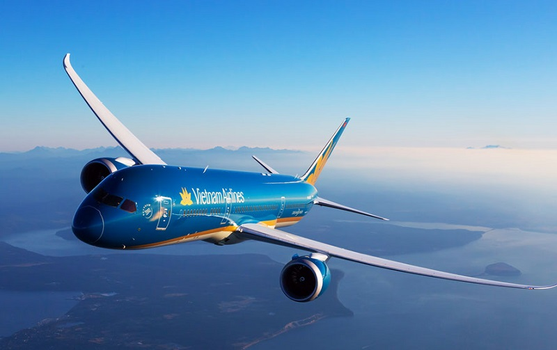 photo DR Vietnam Airlines
