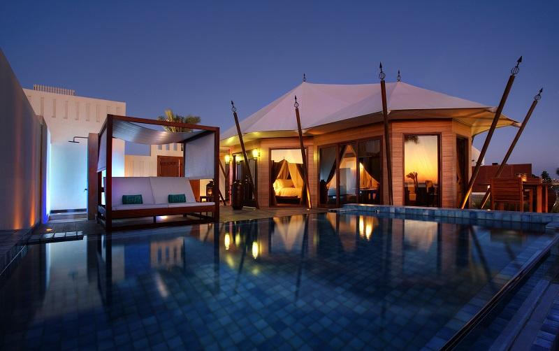 Le Ritz-Carlton de Ras Al Khaïmah - DR