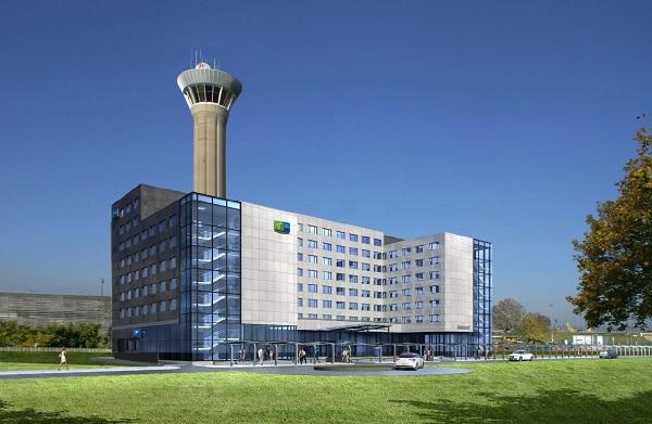L'hôtel 3 étoiles proposera 305 chambres dans l'enceinte de l'aéroport Paris - Charles de Gaulle - Crédit photo : agence MOHA
