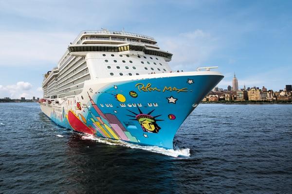 Après New-York, le Norwegian Breakaway et ses 4 000 passagers partiront de la Nouvelle-Orléans - Crédit photo : Norwegian Cruise Line