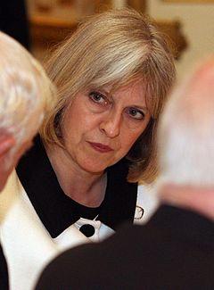 Theresa May a la lourde tache de mener les négociations avec l'Union européenne - DR : compte Flickr du Foreign and Commonwealth Office