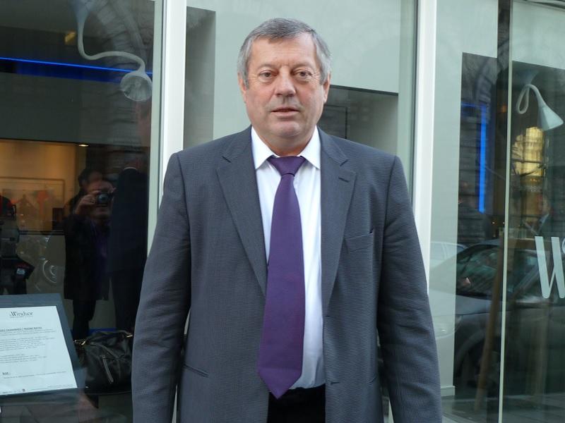 Roland Héguy réclame 100 millions d'euros pour pouvoir faire venir 100 millions de touristes d'ici 2020 - Crédit photo : TourMaG.com