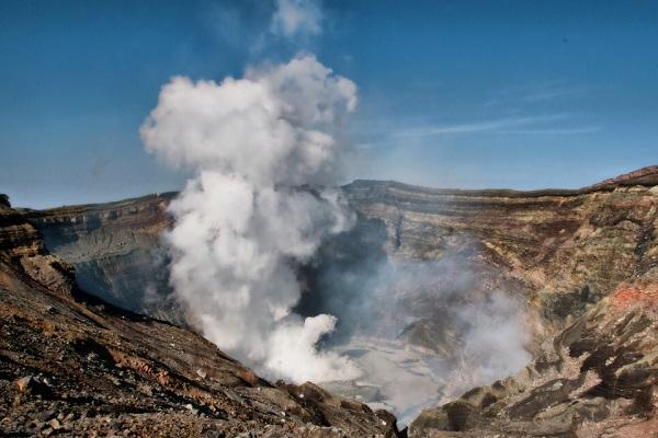 Le volcan Shinmoedake est entré en éruption, des perturbations sur les vols sont à craindre - Crédit photo : libre de droit Pixabay