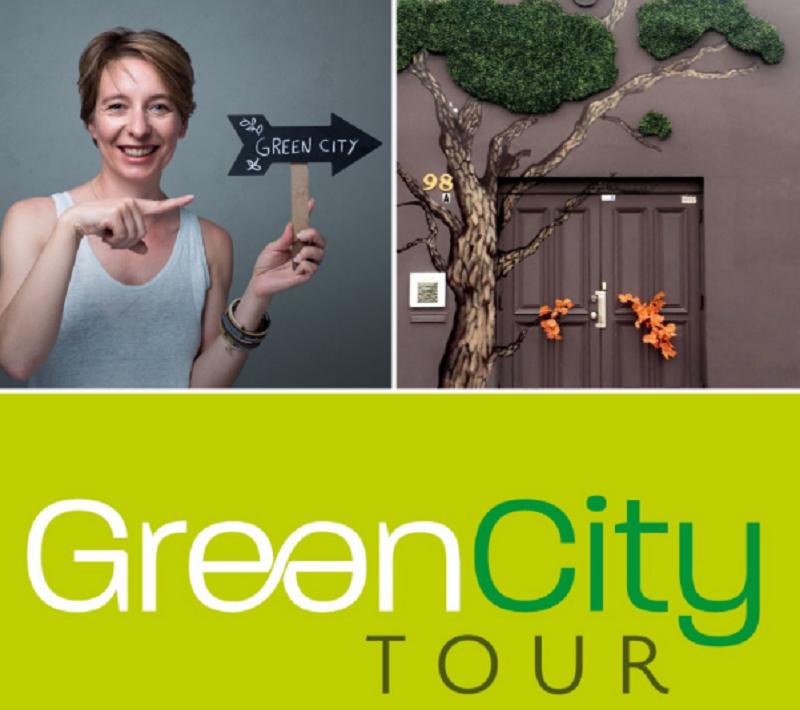 GreenCity Tour propose des visites guidées pour faire découvrir un quartier de Paris par la consommation responsable - DR : GreenCity Tour