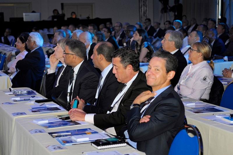 Le World Connect rassemble chaque année ses membres, les dirigeants de compagnies aériennes, les responsables d'agences de voyages et les principaux acteurs internationaux du transport aérien - DR : APG