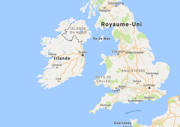 GoogleMap - DR