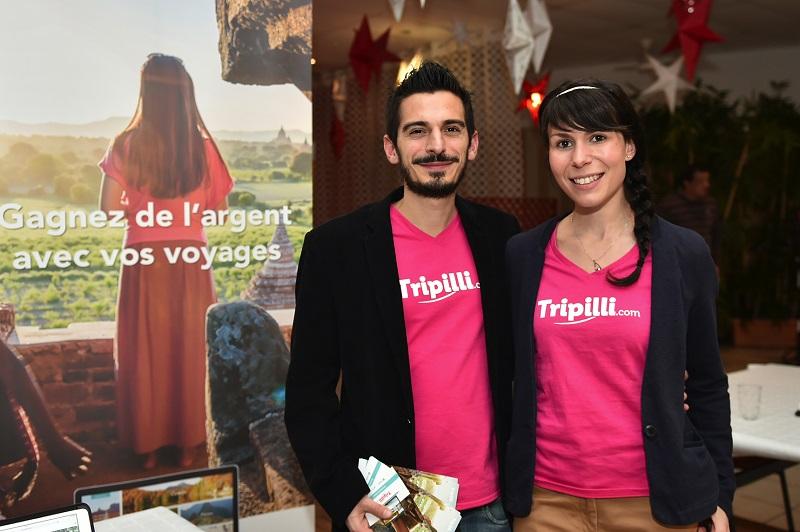 """Clément Fiori et Audrey Menanteau, fondateurs de Tripilli: """"Nous pensons que le voyage est l'un des rares moyens capables d'ouvrir l'esprit et d'éveiller les consciences. """""""