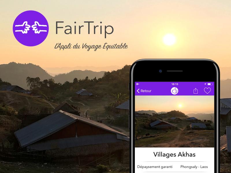 FairTrip: changer le monde en voyageant