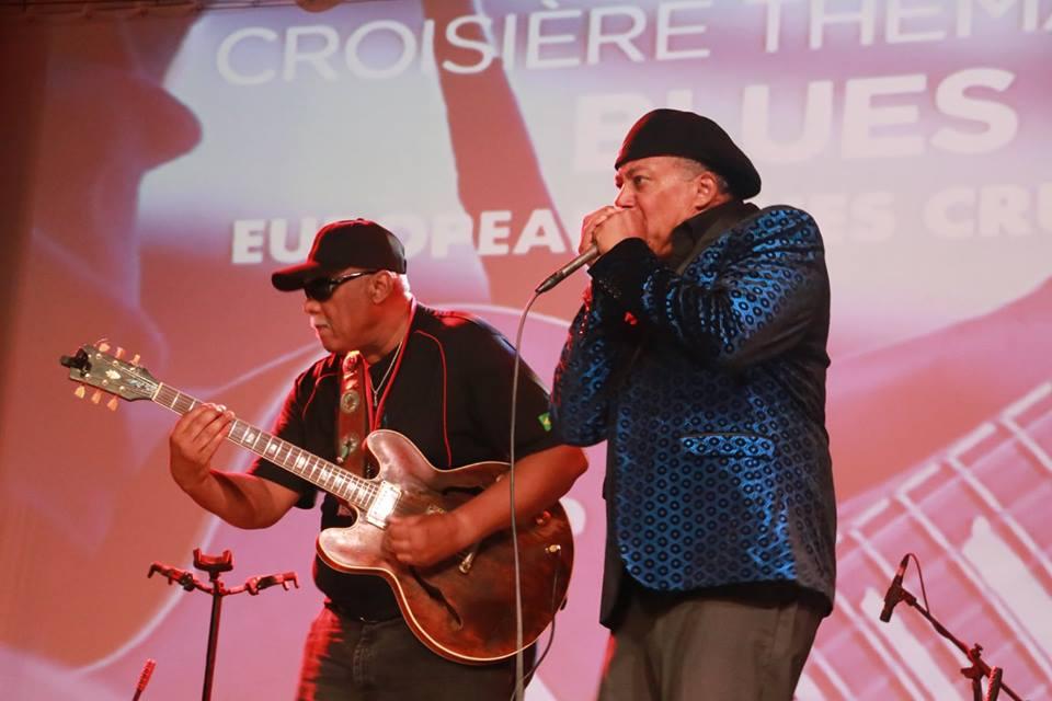 Un concert de Blues lors de la croisière - Photo Byblos