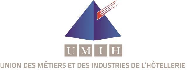 Du 21 au 23 novembre 2017, l'UMIH réunira plus de 1 000 élus lors de son 65e congrès annuel, à Reims - DR : Logo UMIH