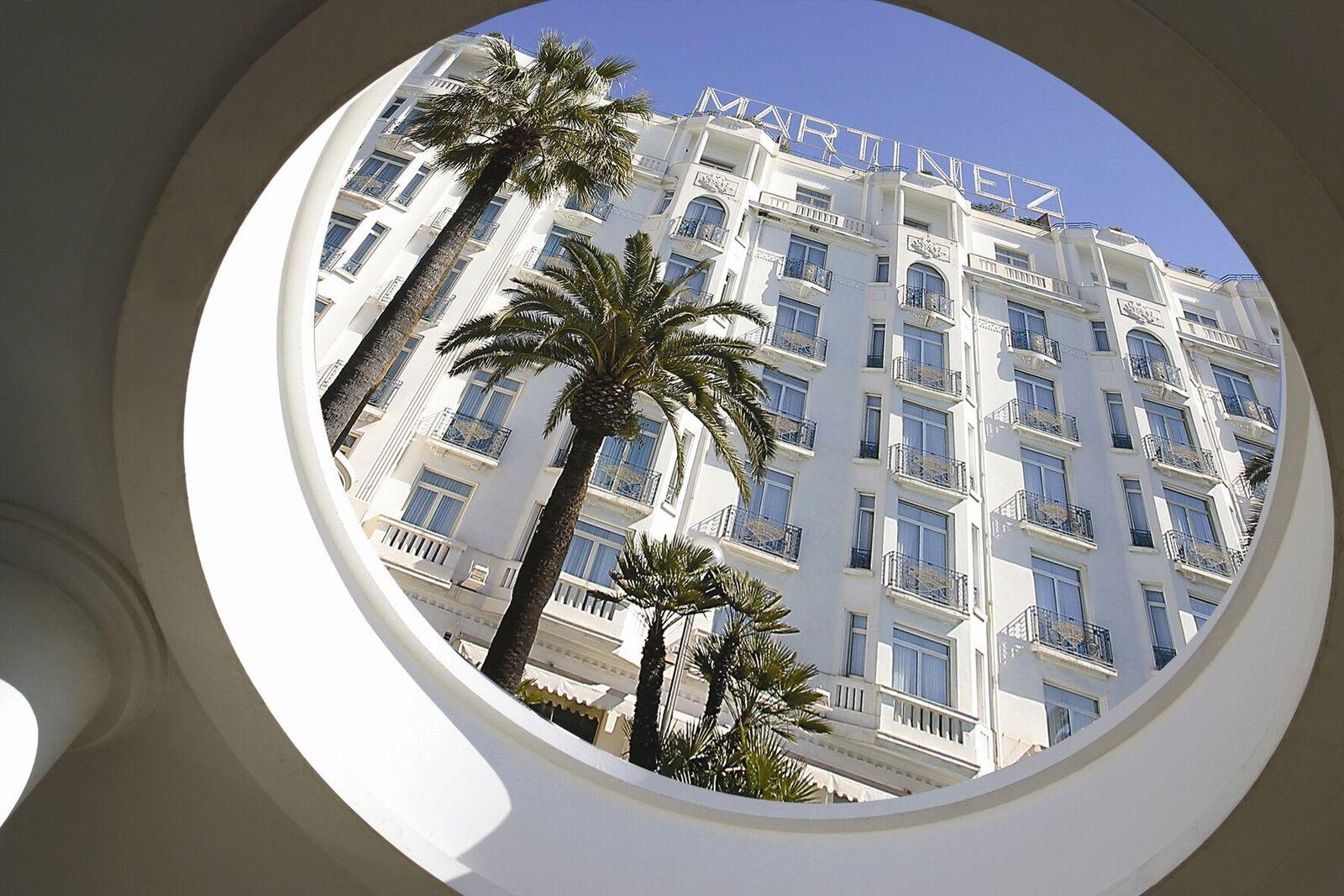 Grand Hyatt Cannes Hotel Martinez  engagé dans le développement durable © Jerome Kelagopian