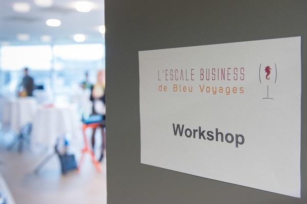 """""""L'Escale Business doit nous permettre de nous positionner comme un acteur majeur du voyage d'affaires"""", déclare Laurence Flatt - Crédit photo : Bleu Voyages"""