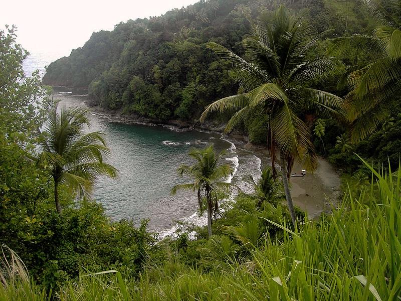 L'île de la Dominique en juin 2006 - © Hans Hillewaert / CC BY-SA 4.0