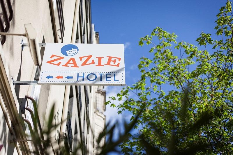 Le Zazie Hôtel, engagé dans le tourisme participatif et le développement durable, est candidat aux Palmes du Tourisme Durable - DR : Zazie Hôtel