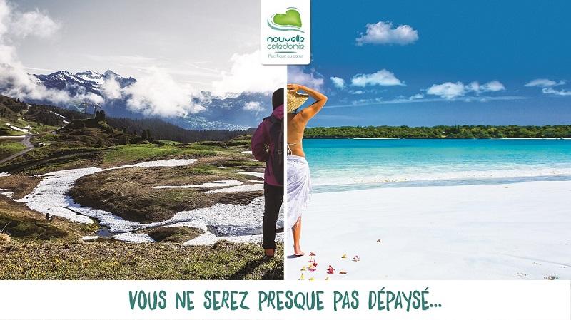 La Nouvelle-Calédonie se déplace à Chamonix pour un team building organisé par la destination et TourMaGEVENTS