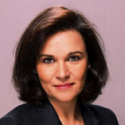 Béatrice David, directrice commerciale et marketing du Plaza Athénée et du Meurice - photo LinkedIn