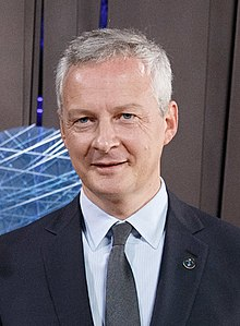 Bruno Le Maire en 2017 - Photo wikipedia