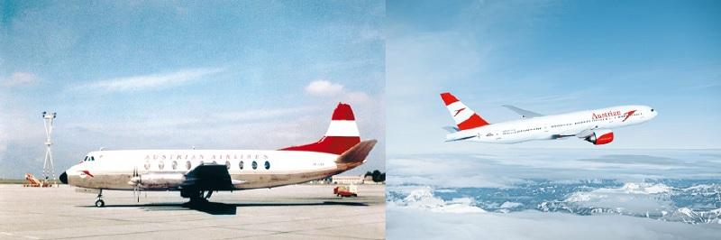 La compagnie fête ses 50 ans et prévoit plein de nouveautés pour la fin de l'année 2017 - Crédit photo : Austrian Airlines