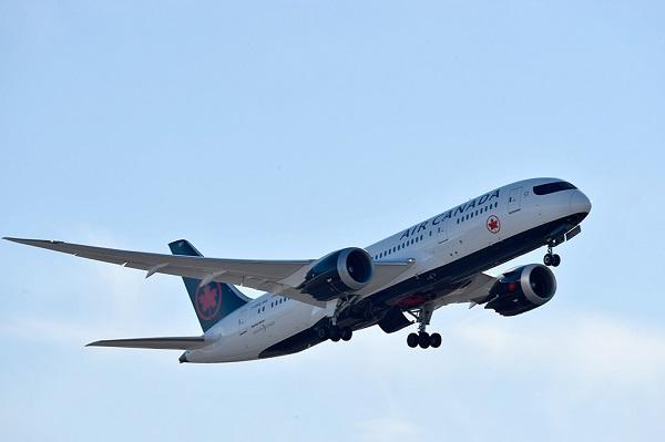 Air Canada a transporté près de 45 millions de personnes en 2016 - Crédit photo : Air Canada