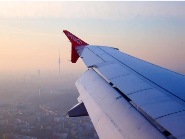 Air Berlin a posé, vendredi 27 octobre 2017, son dernier avion © Air Berlin